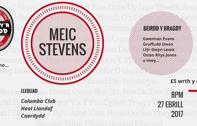 Meic Stevens: Swynwr Solfa yn y Columba Club