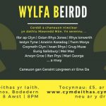 WYLFA Beirdd